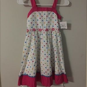 NWT Rare Editions 6x Girl's Dress